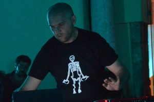 Performance live al Festival Flussi 2011